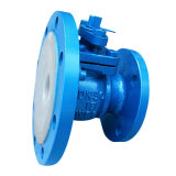 FEP Lined Baiting Ball Valve