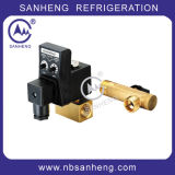 High Quality Brass Body Normally Colse Drain Valve