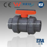 Best Era Hot Sales Made in China Plastic True Union Ball Valve (UTB01)