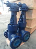 Gear Operated High Pressure Flanged Globe Valve