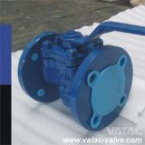 Cast Steel RF Flanged Soft Seat Sleeved Plug Valve