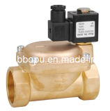 1.5 Inch Normally Closed Brass High Pressure Water Valves