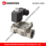 2 Way Brass Solenoid Valve for Gas Air Water, High Pressure and Temperature Solenoid Valve