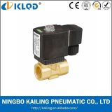 2 Way High Pressure Solenoid Valve