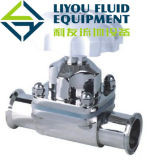 Sanitary Clamped Direct Way Diaphragm Valve (110028)
