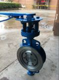 Lever (Manual) Wafer Butterfly/Handle Butterfly Valve