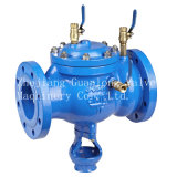 Anti-Pollution Cut off Valve