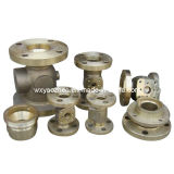 Bronze Ball Valve Body, Valve Parts Made by Sand Casting (B030628)