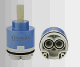 Plastic Ceramic Cartridge with Distributor Gw-35g