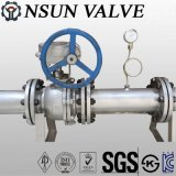 API Carbon Steel Floating Ball Valve