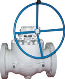 The Trunnion-Mounted Ball Valve (Q347)