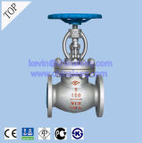 Wcc Lcb Lcc API Cast Steel Flanged Type Manual Operated Globe Valves