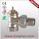 Thermostatic Radiator Angled Valve Dn15