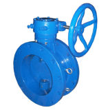 Customized Casting Valve Parts with Blue Painting