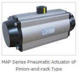 Pneumatic Actuator of Control Valve