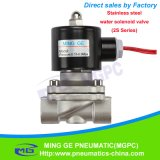2way Direct Acting Water Solenoid Valves Normally Closed (2S200-20)