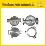 OEM High Quality Investment Casting Product Precision Steel Casting Valve Parts