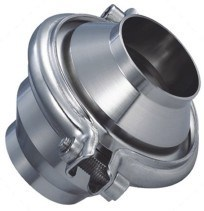 Weld End Sanitary Stainless Steel Check Valve China