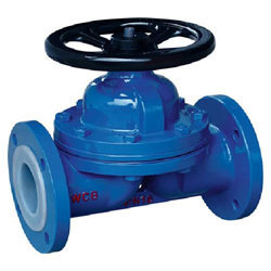 The development of diaphragm valve